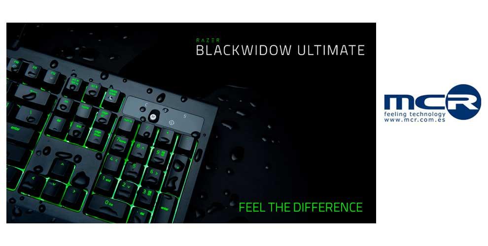 El nuevo BlackWidow Ultimate ahora resiste los elementos