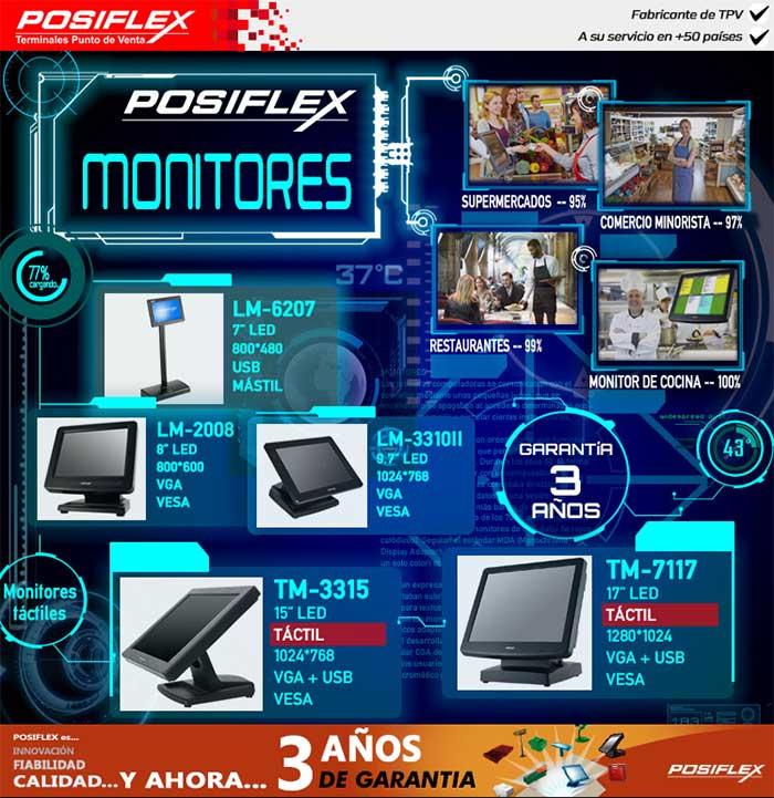 precio monitor tpv