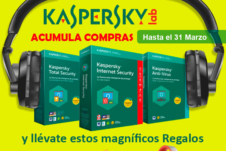 antivirus kaspersky precio