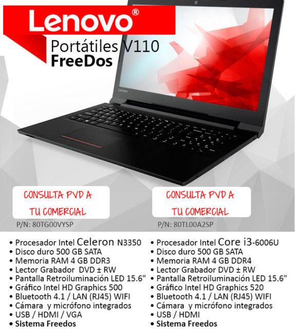 portatiles con FreeDOS