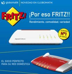 router fritz precio