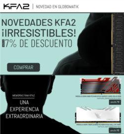 memorias y SSD de KFA2 en globomatik