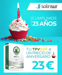software tpv de solinsur
