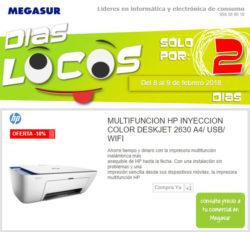 precios locos hp en megasur