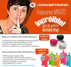 ofertas conceptronic