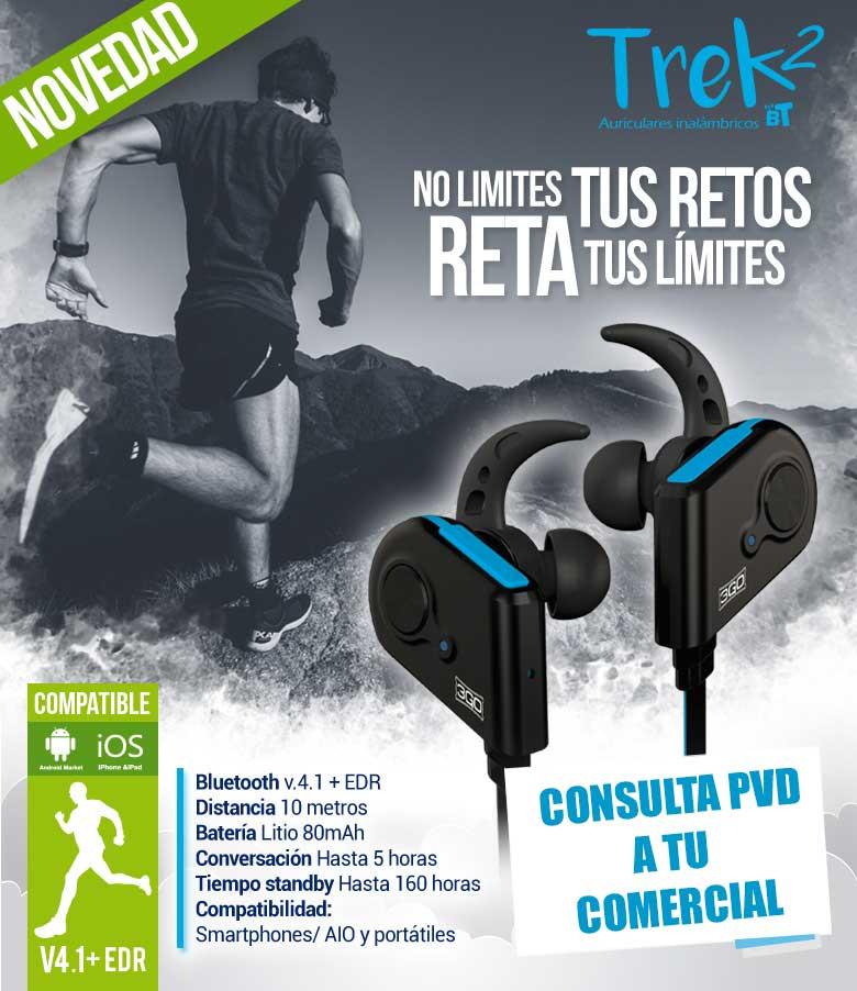 comprar auriculares deportivos bluetooth