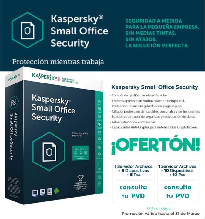 kaspersky small office