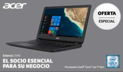 precio especial Acer Extensa 2540