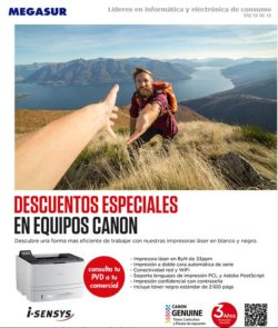 precio Impresora canon lbp252Dw laser monocromo i-sensys a4 33ppm 1GB USB duplex WIFI
