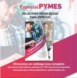 catálogo especial PYMES