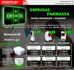 packs posiflex especial farmacia