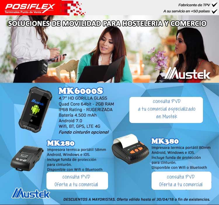 precio mustek mk-6000S