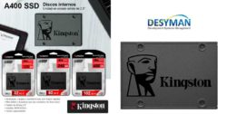 ofertas discos ssd kingston