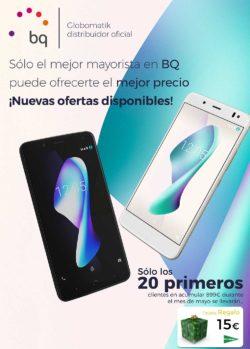 mejores ofertas en móviles bq
