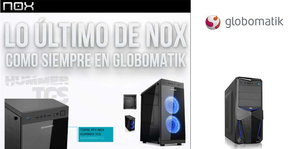 nuevas cajas NOX en globomatik