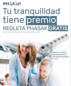 regalo por la compra de productos phasak