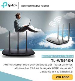 tp-link router de la semana