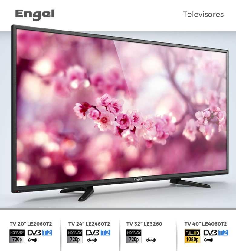 oferta televisores engel