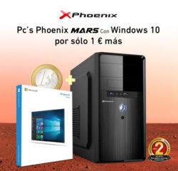 Ordenador Phoenix mars Intel Core i5