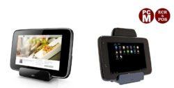 tablet profesional Xplore DT-07