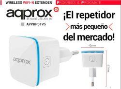 el repetidor wifi N mas pequeño del mercado
