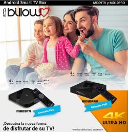 precio andorid smart tv box