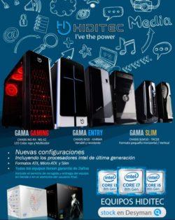 oferta ordenadores Hiditec