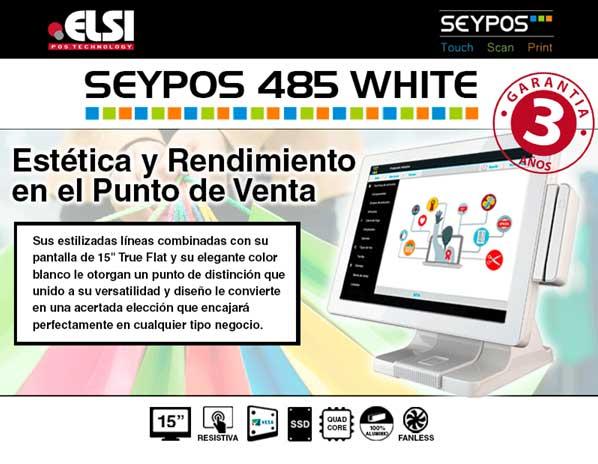 TPV Seypos 485 white