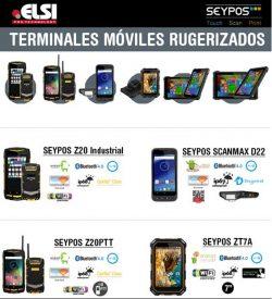 terminales móviles rugerizados