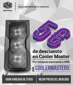 comprar ventilador cooler master