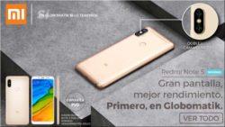 Nuevo Xiaomi Redmi Note 5, primero en Globomatik