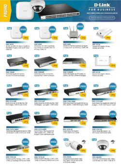 dlink promo for business