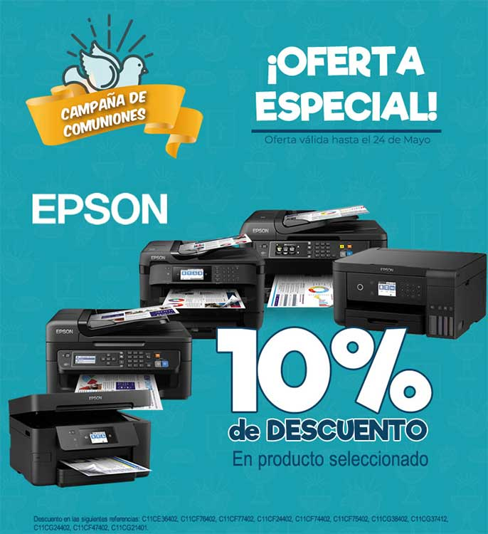 comprar impresora epson