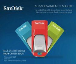 ahorro diario con sandisk