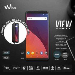 oferta smartphone wiko View