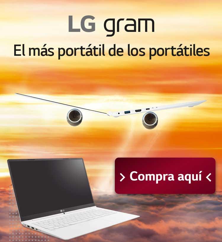 comprar lg gram