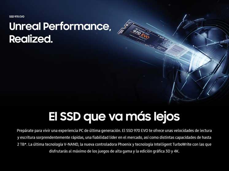 oferta memoria SSD
