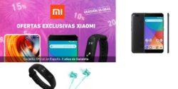ofertas exclusivas Xiaomi