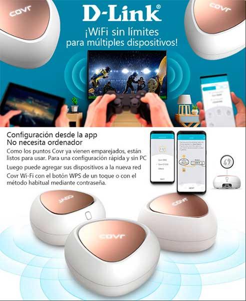 wifi sin limites con dlink