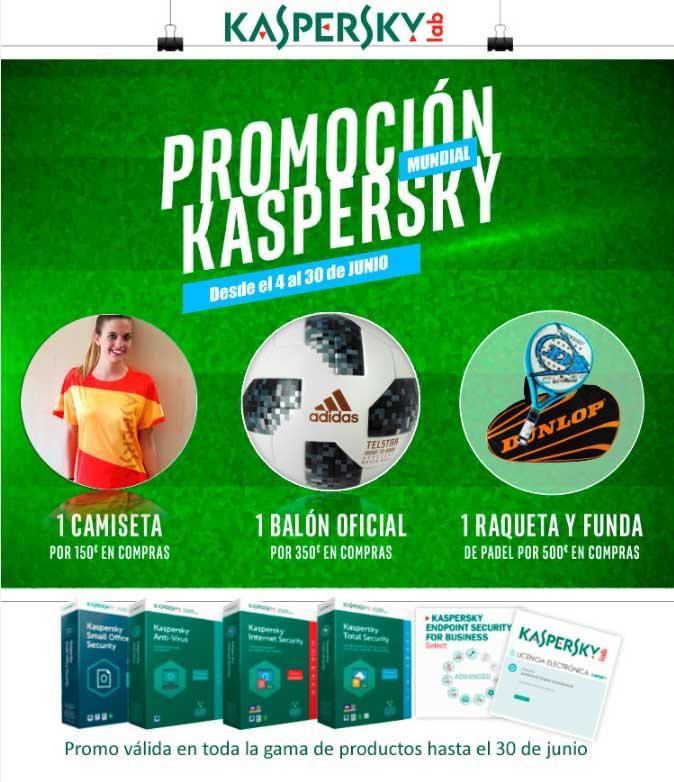 premios Kaspersky en el mundial