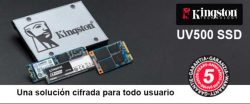 soluciones SSD de Kingston