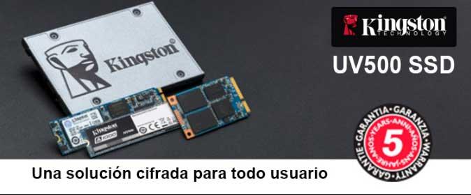 soluciones SSD de Kingston