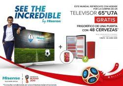 "TELEVISION 65"" HISENSE 65U7A 4K UHD HDR SMART TV"