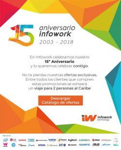 15 aniversario en Infowork