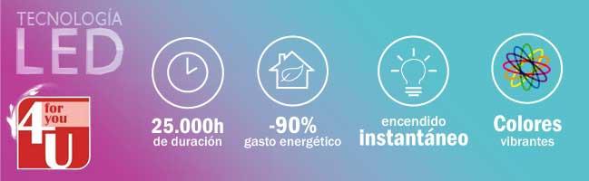 ofertas de ahorro con la tecnología led de megasur