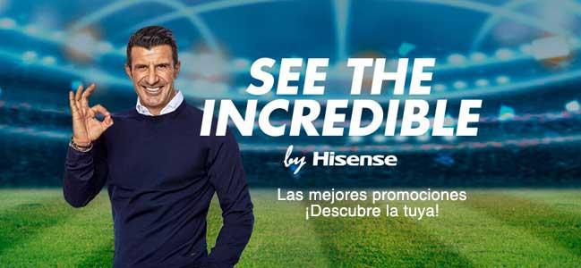 Promociones Megasur con Hisense para el mundial