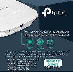 puntos de acceso wifi tp-link