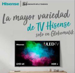 tv hisense a los mejores precios