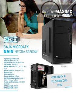 precio caja micro atx