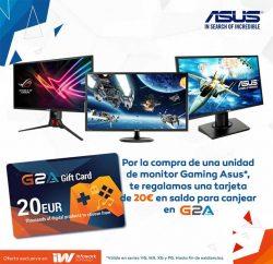 oferta monitor asus gaming